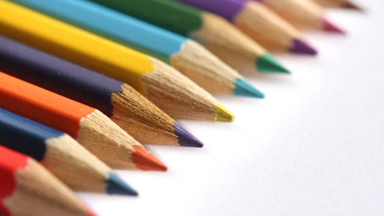 cores em francês
