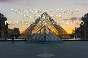 conjugar verbos em francês