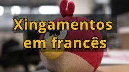 xingamentos em francês
