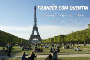 aprender a falar francês