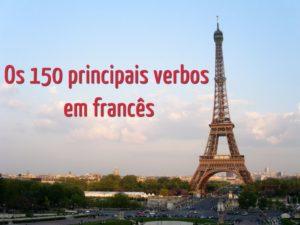 lista de verbos em francês