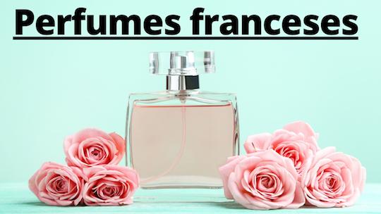 perfumes franceses